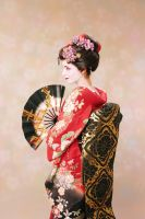 Geisha photoset 1 by Mary-cosplay