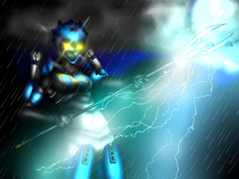 Gali, The Master of Water by BobBricks