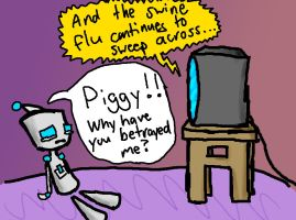 Swine Flu GIR by InvaderJes11