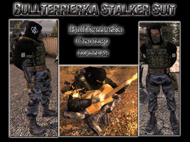 BullTerrierKa Stalker Suit by crowhitewolf