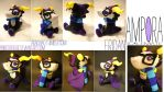 Eridan Scalemate Ver. 1 and Ver. 2 by PrinceOfRage