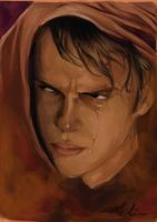 Anakin Skywalker by Loiko