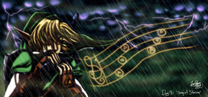 Day 8 - Song of Storms by CelticMagician