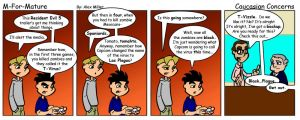 Caucasian Concerns by MFM-comics