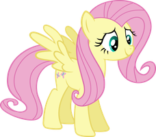 Confident Fluttershy by SLB94
