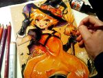 Pumkin Convention Book by Naschi