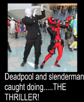 slenderman and deadpool by Mad-Black-Cheshire