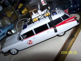 Ghostbusters Ecto1 09 by coonk9