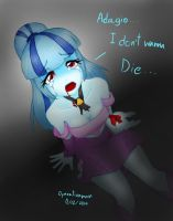 [Speed paint] I don't wanna die [spoiler alert] by Operationmank