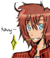 + Request : Kousy + by Memorii-Chan