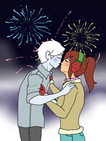 Happy New Year! by MissSnowBell
