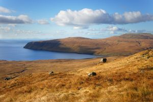 Loch Brittle, Skye, Scotand by younghappy