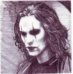 Eric Draven by CarduusNutant
