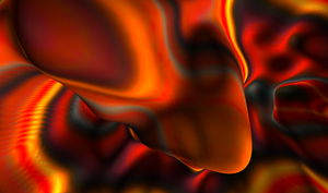 Monday Abstract by Gibson125
