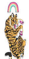 TIGER by PearlChelle