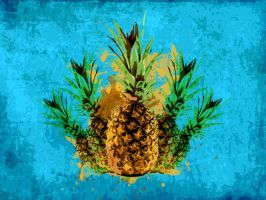 Pineapple Express by thelilartist