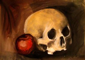 The Poisonous Apple by viglaseni