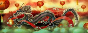Year Of The Dragon by Autlaw