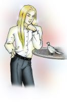 Milo and the Bird, CGed by Akamar