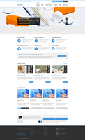 Healthy  Awesome Health and Medical PSD Template by begha