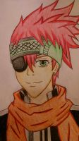 Lavi Bookman by thepyroshinigami