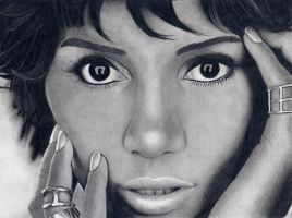 Halle Berry by Humblebee12