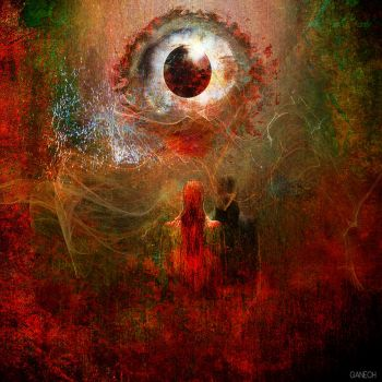 Astral Projection by Ganech