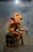 Touch of Magic Fairy A by cdlitestudio