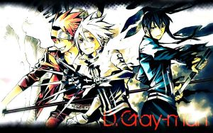 DGM by BlackRabbitButler
