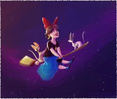 Kikidoodles Delivery Service by kiki-doodle