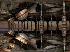 A World W/O Electricity...When Steampunk Ruled 2 by rfschenk