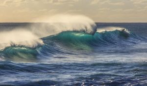 Chasing T)(e Waves by Vitaly-Sokol