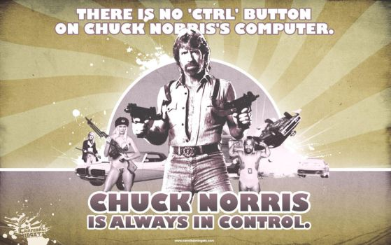 Chuck Norris Wallpaper Wide by thereverend3k