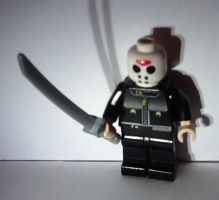 Lego Jason Voorhees by ArtKing3000