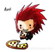 Axel - Pizza by Kitara88