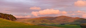 Lanarkshire Sunset by Alex37
