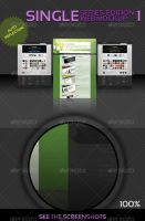 Web Mockup - Single Series - 1 by MockupMania