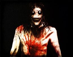 Jeff The Killer 'Sleep Forever' My first by SicSlipknotMaggot