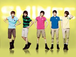 Shinee green by The-world-of-Minda