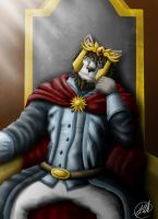 Bow to the King by SymbolHero