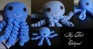 My first Octopod by Artificial-Moonlight