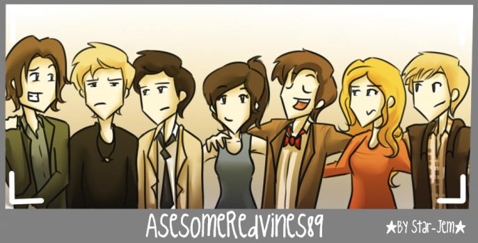 SuperWho ID - AsesomeRedVines89 by Star-Jem