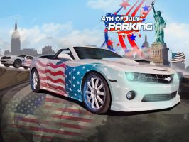 4th Of July Parking by vitalitygames