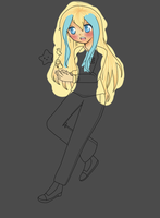Collab With haneiy WIP C: by SquiggleChan