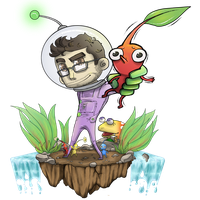 Sly Pikmin by Leemak