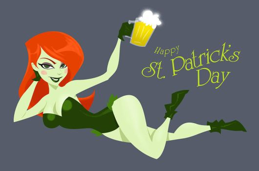 Happy St Patricks Day Revised by gelipe
