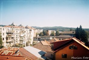 Rm Valcea Urban Landscape by mmariang
