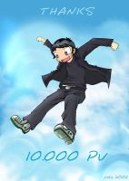 Thanks for 10.000 PV by great-teacher-yota