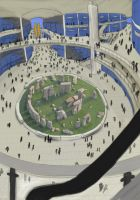 Stonehenge Shopping Centre by RSDoidle