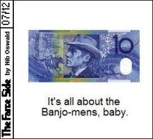 It's All About The Banjo-mens by niboswald
